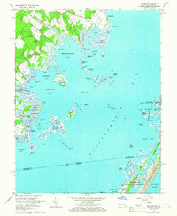 Download a high-resolution, GPS-compatible USGS topo map for Boxiron, MD (1966 edition)
