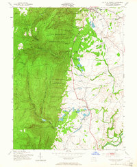 Download a high-resolution, GPS-compatible USGS topo map for Catoctin Furnace, MD (1964 edition)