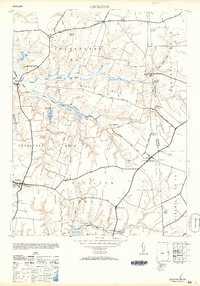 Download a high-resolution, GPS-compatible USGS topo map for Cecilton, MD (1953 edition)