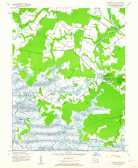 Download a high-resolution, GPS-compatible USGS topo map for Chicamacomico, MD (1962 edition)