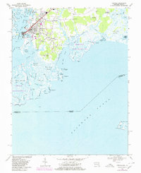 Download a high-resolution, GPS-compatible USGS topo map for Crisfield, MD (1980 edition)