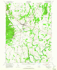 Download a high-resolution, GPS-compatible USGS topo map for Emmitsburg, MD (1965 edition)