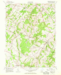 Download a high-resolution, GPS-compatible USGS topo map for Germantown, MD (1969 edition)