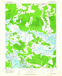 Download a high-resolution, GPS-compatible USGS topo map for Golden Hill, MD (1961 edition)