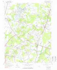 Download a high-resolution, GPS-compatible USGS topo map for Goldsboro, MD (1984 edition)