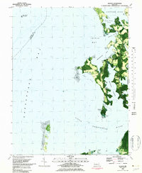 Download a high-resolution, GPS-compatible USGS topo map for Hudson, MD (1982 edition)
