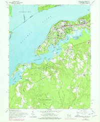 Download a high-resolution, GPS-compatible USGS topo map for Indian Head, MD (1978 edition)
