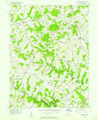 Download a high-resolution, GPS-compatible USGS topo map for Jarrettsville, MD (1957 edition)
