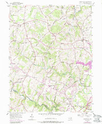Download a high-resolution, GPS-compatible USGS topo map for Jarrettsville, MD (1988 edition)