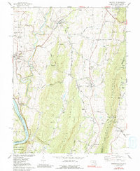 Download a high-resolution, GPS-compatible USGS topo map for Keedysville, MD (1991 edition)
