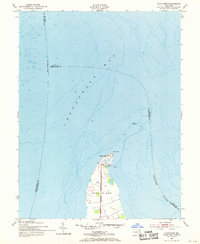 Download a high-resolution, GPS-compatible USGS topo map for Love Point, MD (1969 edition)
