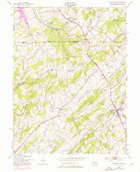 Download a high-resolution, GPS-compatible USGS topo map for Manchester, MD (1976 edition)