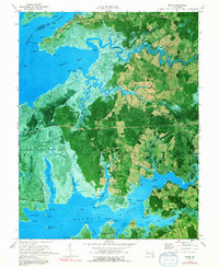 Download a high-resolution, GPS-compatible USGS topo map for Monie, MD (1991 edition)