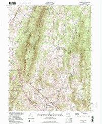 Download a high-resolution, GPS-compatible USGS topo map for Myersville, MD (1999 edition)