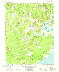 Download a high-resolution, GPS-compatible USGS topo map for Nanjemoy, MD (1978 edition)