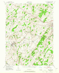 Download a high-resolution, GPS-compatible USGS topo map for New Windsor, MD (1965 edition)