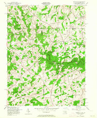 Download a high-resolution, GPS-compatible USGS topo map for Norrisville, MD (1964 edition)