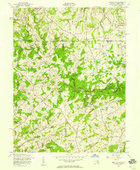 Download a high-resolution, GPS-compatible USGS topo map for Norrisville, MD (1958 edition)
