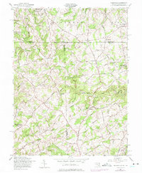Download a high-resolution, GPS-compatible USGS topo map for Norrisville, MD (1975 edition)