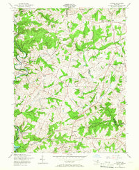Download a high-resolution, GPS-compatible USGS topo map for Phoenix, MD (1966 edition)