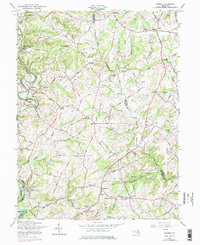 Download a high-resolution, GPS-compatible USGS topo map for Phoenix, MD (1976 edition)