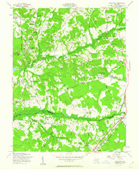 Download a high-resolution, GPS-compatible USGS topo map for Piscataway, MD (1963 edition)