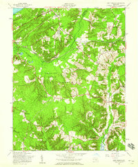Download a high-resolution, GPS-compatible USGS topo map for Port Tobacco, MD (1959 edition)