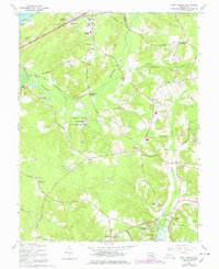 Download a high-resolution, GPS-compatible USGS topo map for Port Tobacco, MD (1978 edition)