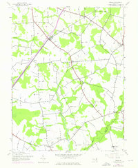 Download a high-resolution, GPS-compatible USGS topo map for Price, MD (1976 edition)