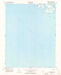 Download a high-resolution, GPS-compatible USGS topo map for Richland Point, MD (1971 edition)