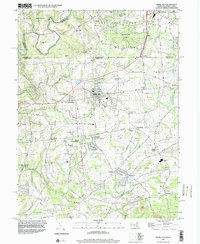 Download a high-resolution, GPS-compatible USGS topo map for Rising Sun, MD (2000 edition)