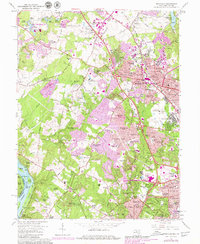 Download a high-resolution, GPS-compatible USGS topo map for Rockville, MD (1979 edition)