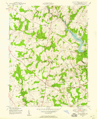 Download a high-resolution, GPS-compatible USGS topo map for Sandy Spring, MD (1959 edition)