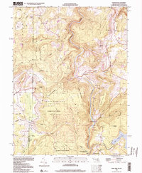 Download a high-resolution, GPS-compatible USGS topo map for Sang Run, MD (2000 edition)