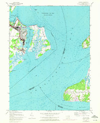 Download a high-resolution, GPS-compatible USGS topo map for Spesutie, MD (1972 edition)