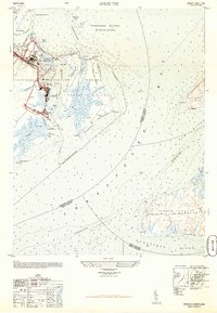 Download a high-resolution, GPS-compatible USGS topo map for Spesutie, MD (1948 edition)