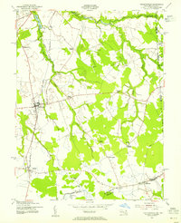 Download a high-resolution, GPS-compatible USGS topo map for Sudlersville, MD (1955 edition)