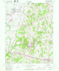 Download a high-resolution, GPS-compatible USGS topo map for Walkersville, MD (1980 edition)