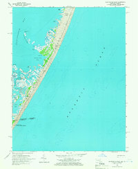 Download a high-resolution, GPS-compatible USGS topo map for Whittington Point, MD (1966 edition)