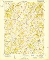 Download a high-resolution, GPS-compatible USGS topo map for Winfield, MD (1950 edition)