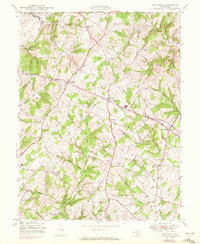 Download a high-resolution, GPS-compatible USGS topo map for Winfield, MD (1972 edition)