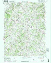 Download a high-resolution, GPS-compatible USGS topo map for Winfield, MD (1979 edition)