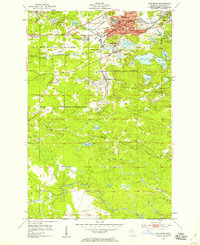 Download a high-resolution, GPS-compatible USGS topo map for Ishpeming, MI (1958 edition)