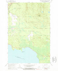 Download a high-resolution, GPS-compatible USGS topo map for Pontchartrain Shores, MI (1966 edition)