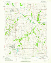 Download a high-resolution, GPS-compatible USGS topo map for Adrian, MO (1962 edition)