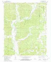 Download a high-resolution, GPS-compatible USGS topo map for Allbright, MO (1980 edition)