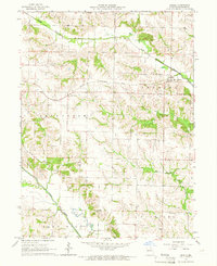 Download a high-resolution, GPS-compatible USGS topo map for Arbela, MO (1966 edition)