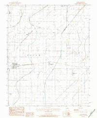Download a high-resolution, GPS-compatible USGS topo map for Arbyrd, MO (1984 edition)