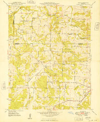 Download a high-resolution, GPS-compatible USGS topo map for Argo, MO (1948 edition)