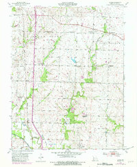Download a high-resolution, GPS-compatible USGS topo map for Austin, MO (1982 edition)